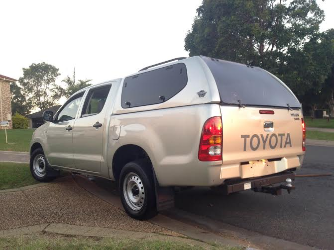 cash for hilux